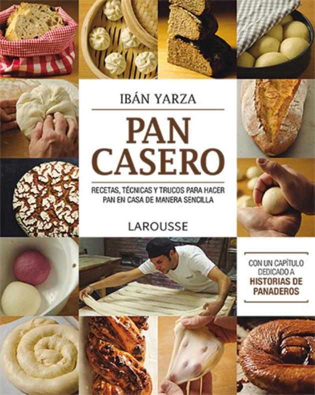 El libro del pan casero ya est aqu - Libros de cocina originales ...