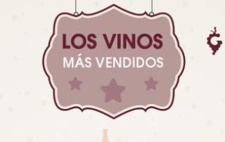 los vinos mas vendios