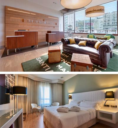 hotel 4 estrellas en vigo