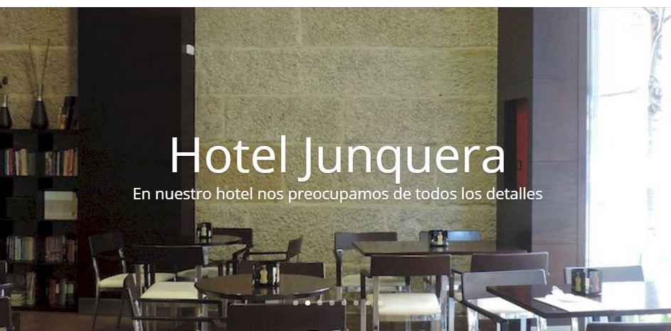 hotel con piscina y spa en vigo