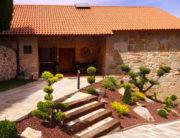 casa rural en baiona
